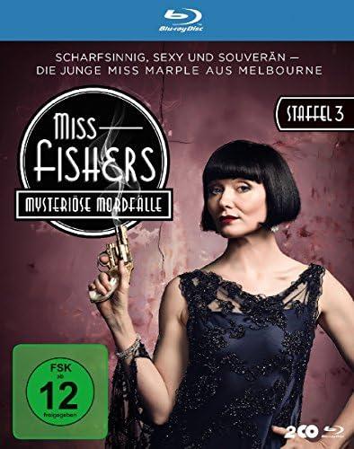 Miss Fishers mysteriöse Mordfälle Staffel 3 [Blu-ray]