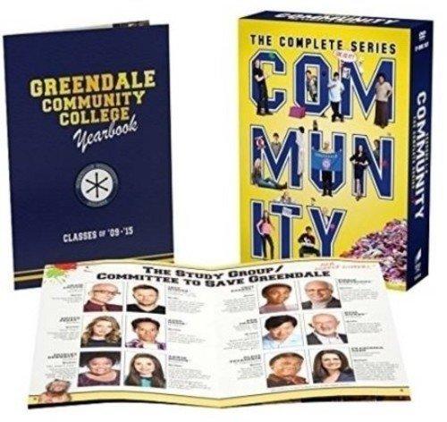 Community - Season 01 / Community - Season 02 / Community - Season 03 / Community - Season 04 / Community - Season...
