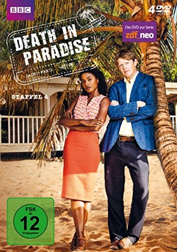 Death in Paradise Staffel 4 (4 DVDs)