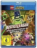 LEGO DC Comics Super Heroes - Gerechtigkeitsliga: Gefängnisausbruch aus Gotham [Blu-ray]