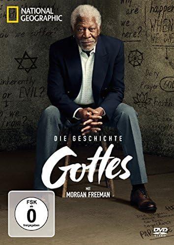 Die Geschichte Gottes mit Morgan Freeman (2 DVDs)