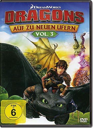Dragons Auf zu neuen Ufern, Vol. 3
