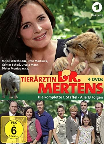 Tierärztin Dr. Mertens Staffel 1 (4 DVDs)