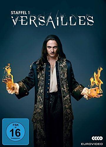 Versailles Staffel 1 (4 DVDs)