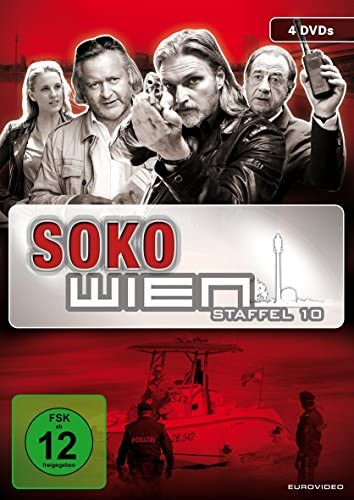 SOKO Wien Staffel 10 (4 DVDs)