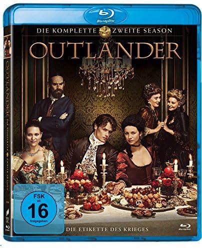 Outlander Staffel 2 [Blu-ray]