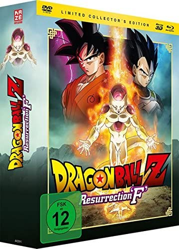 Dragonball Z Resurrection F (Limited Collector's Edition mit DVD) [Blu-ray]