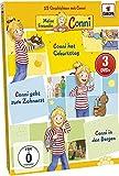 Meine Freundin Conni - Sammelbox 2, Vols. 4-6 (3 DVDs)