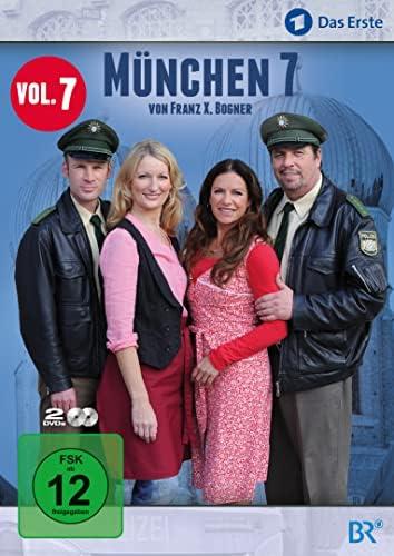 München 7 Staffel 7 (2 DVDs)