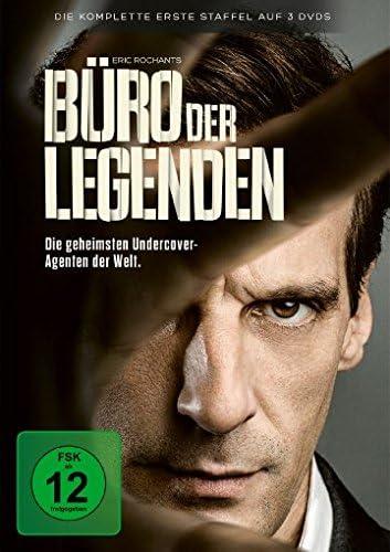 Büro der Legenden Staffel 1 (3 DVDs)