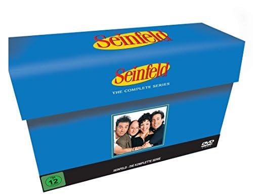 Seinfeld Die komplette Serie (Limited Edition)  (exklusive Vorab-Veröffentlichung bei Amazon.de) (32 DVDs)