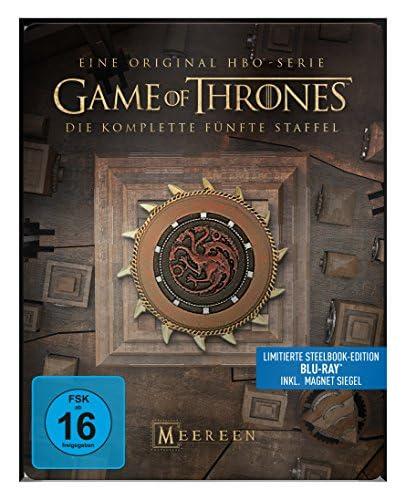 Game of Thrones Staffel 5 (Steelbook) [Blu-ray]