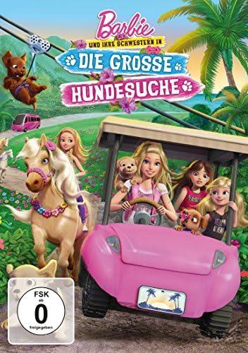 Barbie und ihre Schwestern in: Die große Hundesuche