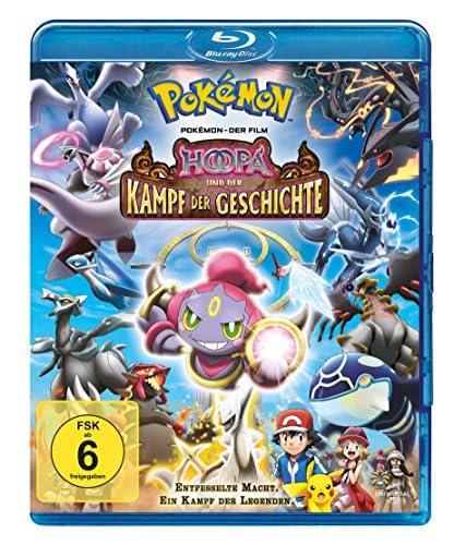 Pokémon - Der Film: Hoopa und der Kampf der Geschichte [Blu-ray]