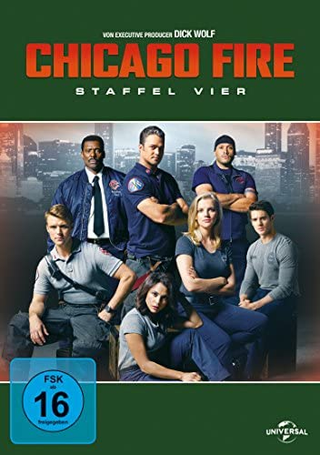 Chicago Fire Staffel 4 (6 DVDs)