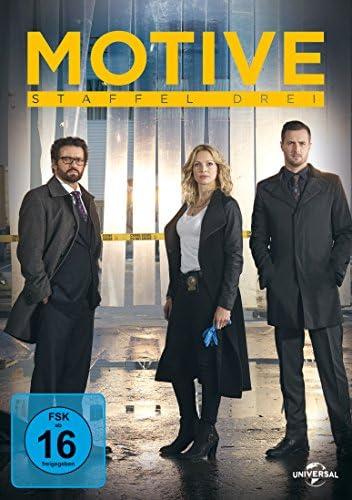 Motive Staffel 3 (4 DVDs)