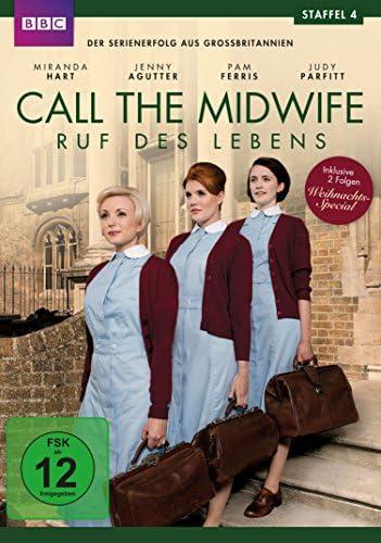Call the Midwife - Ruf des Lebens Staffel 4 (3 DVDs)