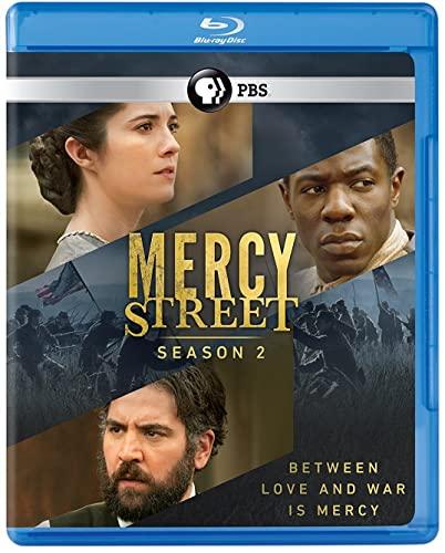 Mercy Street: Season 2 [Blu-ray]