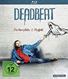 Deadbeat - Staffel 2 [Blu-ray]