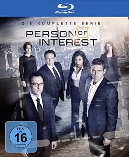 Person of Interest Staffel 1-5 (Limited Edition) (exklusiv bei Amazon.de) [Blu-ray]