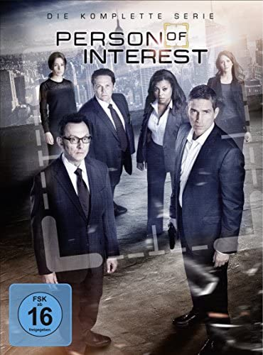 Person of Interest Staffel 1-5 (Limited Edition) (exklusiv bei Amazon.de)