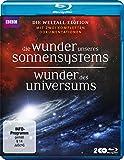 Wunder des Universums & Wunder unserer Welt [Blu-ray]