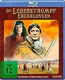 Die Lederstrumpf Erzählungen [Blu-ray]