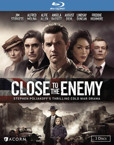 Close to the Enemy: Season 1 [Blu-ray]