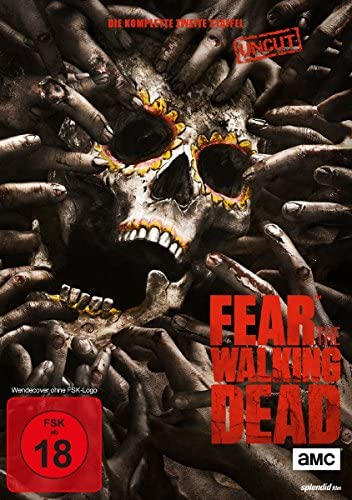 Fear the Walking Dead Staffel 2 (4 DVDs)