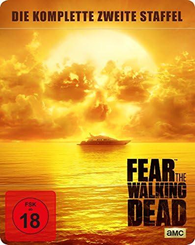 Fear the Walking Dead Staffel 2 (Limited Edition Steelbook) [Blu-ray]
