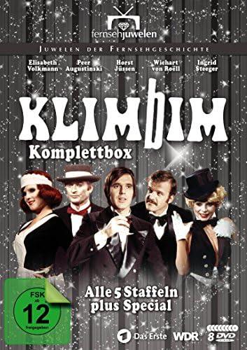 Klimbim Komplettbox (Alle 5 Staffeln plus Special) (8 DVDs)