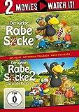 Die kleine Rabe Socke 2 (2 DVDs)