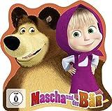 Mascha und der Bär - Metallbox (3 DVDs)