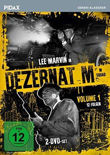 Dezernat M, Vol. 1 (2 DVDs)