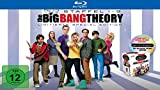 The Big Bang Theory - Staffeln 1-9 (Limited Edition inkl. Trivial Pursuit) (exklusiv bei Amazon.de) [Blu-ray]
