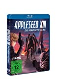 Appleseed XIII - Komplettbox [Blu-ray]