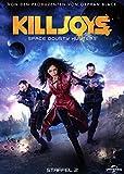 Killjoys - Space Bounty Hunters: Staffel 2 [Blu-ray]