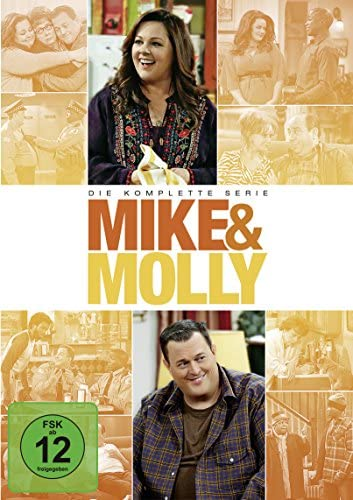 Mike & Molly Staffel 1-6 (Limited Edition) (exklusiv bei Amazon.de)