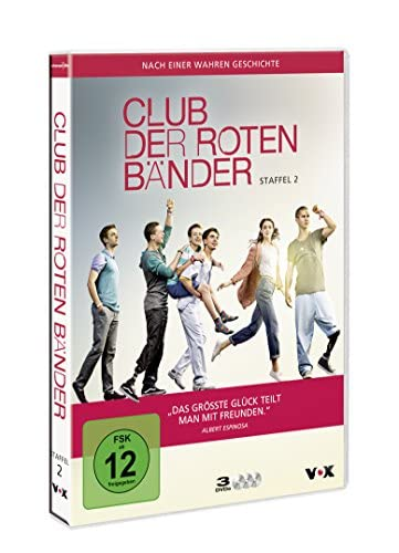 Club der roten Bänder Staffel 2 (3 DVDs)