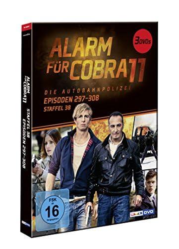 Alarm für Cobra 11 Staffel 38 (2 DVDs)