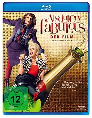 Absolutely Fabulous Der Film [Blu-ray]