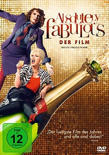 Absolutely Fabulous Der Film