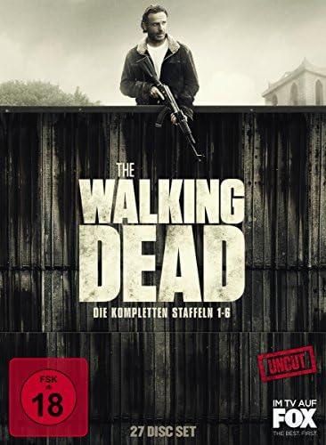 The Walking Dead Staffel 1-6 Box (Uncut) (27 DVDs)
