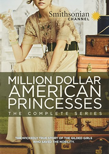 Million Dollar American Princesses: The Complete Collection DVD