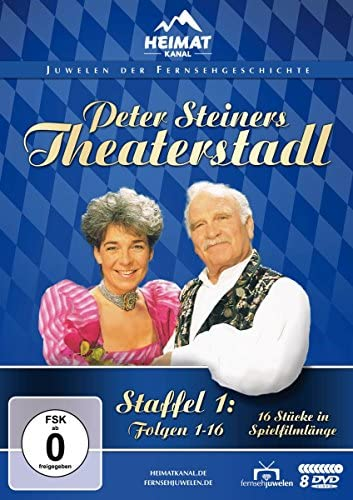 Peter Steiners Theaterstadl Staffel 1: Folgen  1-16 (8 DVDs)