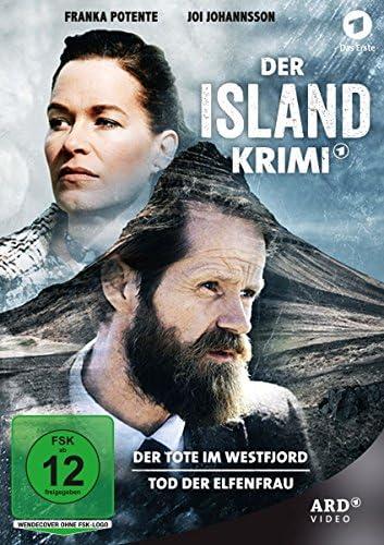 Der Island-Krimi: Der Tote im Westfjord / Tod der Elfenfrau