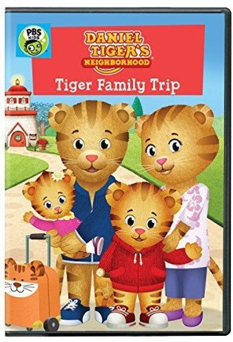 Daniel Tiger's Neighborhood: Tiger Family Trip