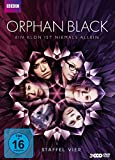 Orphan Black - Staffel 4 (3 DVDs)