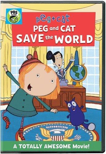Peg & Cat: Peg & Cat Save the World