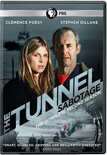 The Tunnel: Sabotage, Season 2 DVD